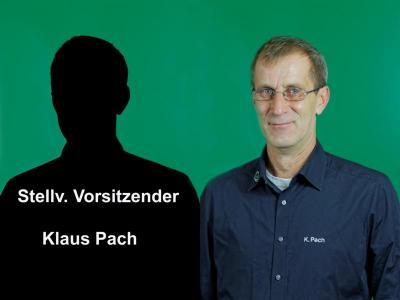 Klaus Pach Stellv. Vorsitzende