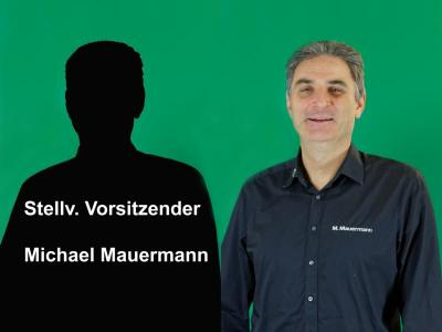 Michael Mauermann Stellv. Vorsitzender